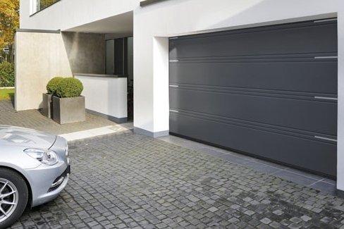 garážová vrata sekční Hörmann