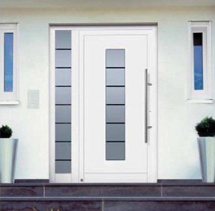 Domovní dveře Comfort_volitelná výbava