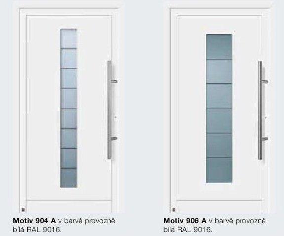 Domovní dveře Comfort_motiv 904A/906A