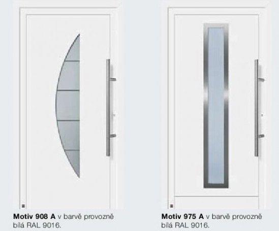 Domovní dveře Comfort_motiv 908A/975A