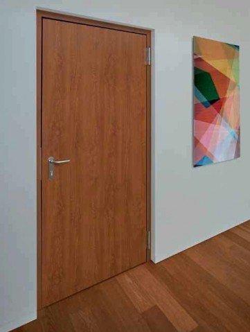 Ocelové / dřevěné vnitřní dveře OIT