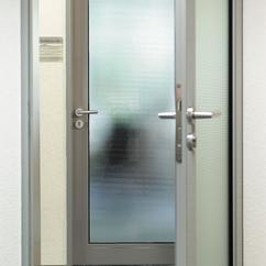 Hliníkové vnitřní dveře AZ 40