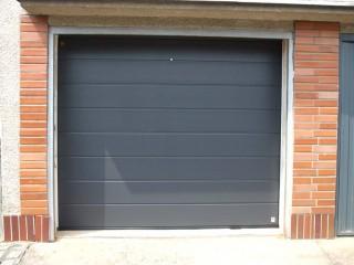 Přestavba sekčních garážových vrat