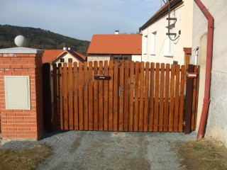 Vrata, JH-vrata Hlinovský