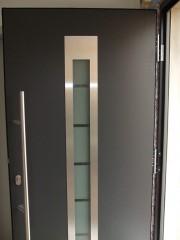 Bezpečnostní vchodové dveře Plzeň