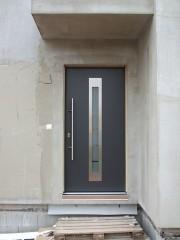 Plastové vchodové dveře, JH-vrata Hlinovský