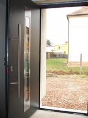 Vícefunkční vchodové dveře Plzeň